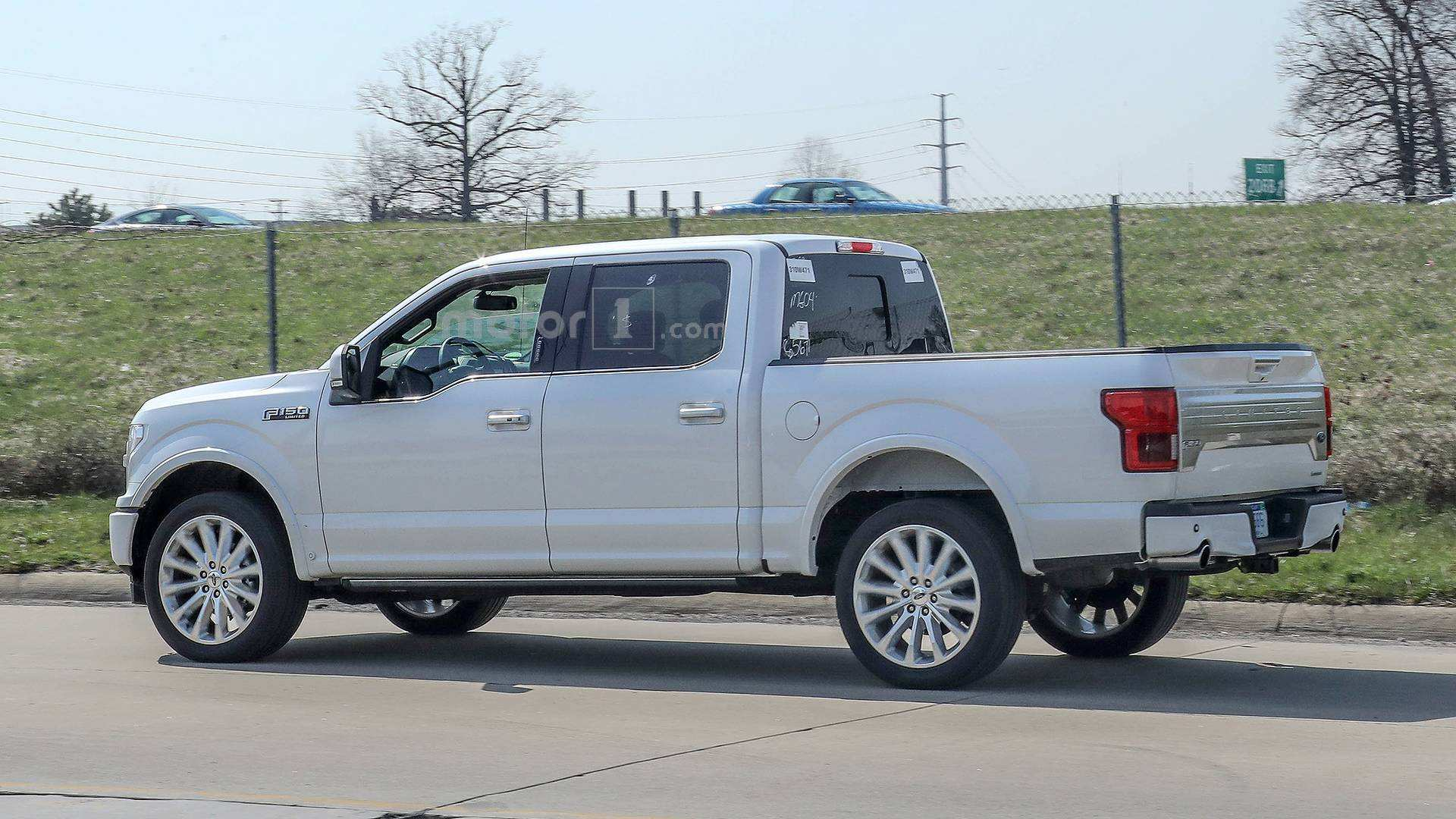 72 All New 2019 Ford 150 Engine