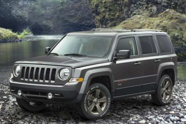 72 All New 2019 Jeep Patriot New Review