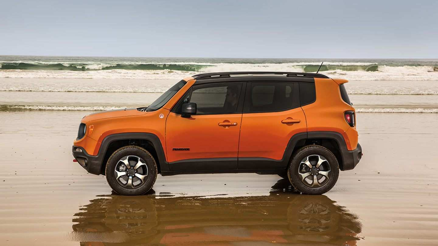 72 All New 2019 Jeep Renegade Redesign