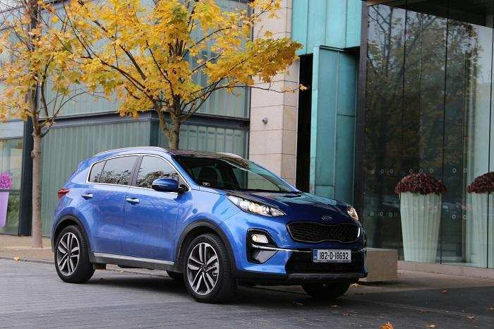 72 All New 2019 Kia Sportage Review History