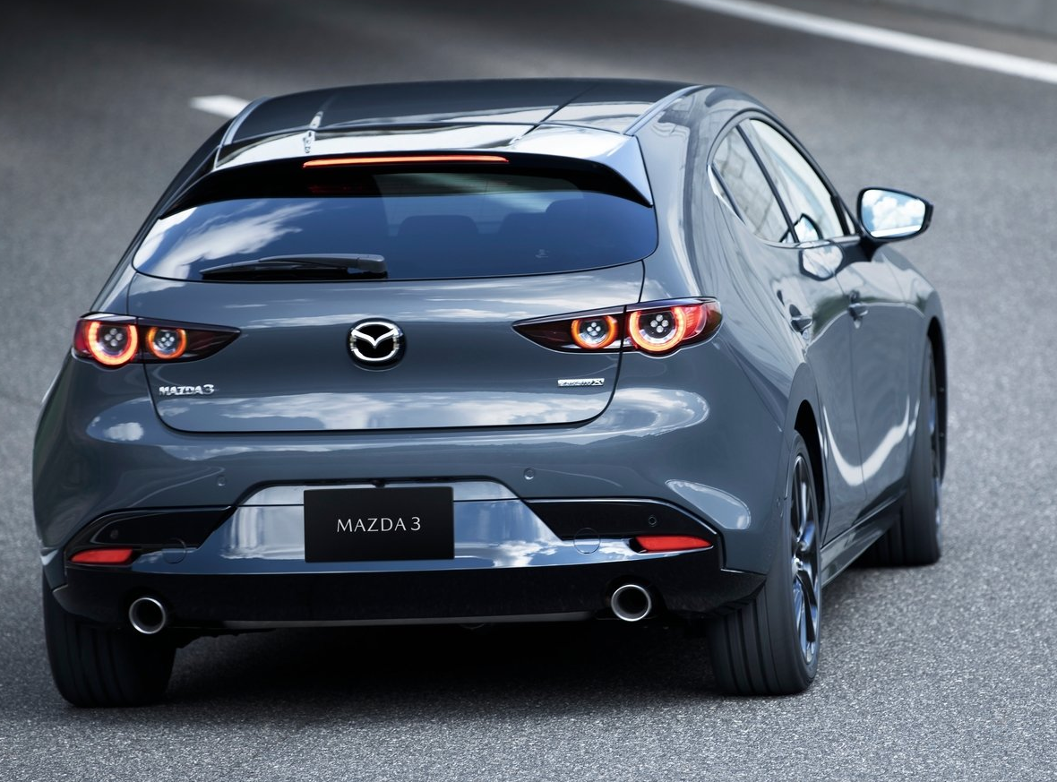 72 All New 2019 Mazda 3 Picture