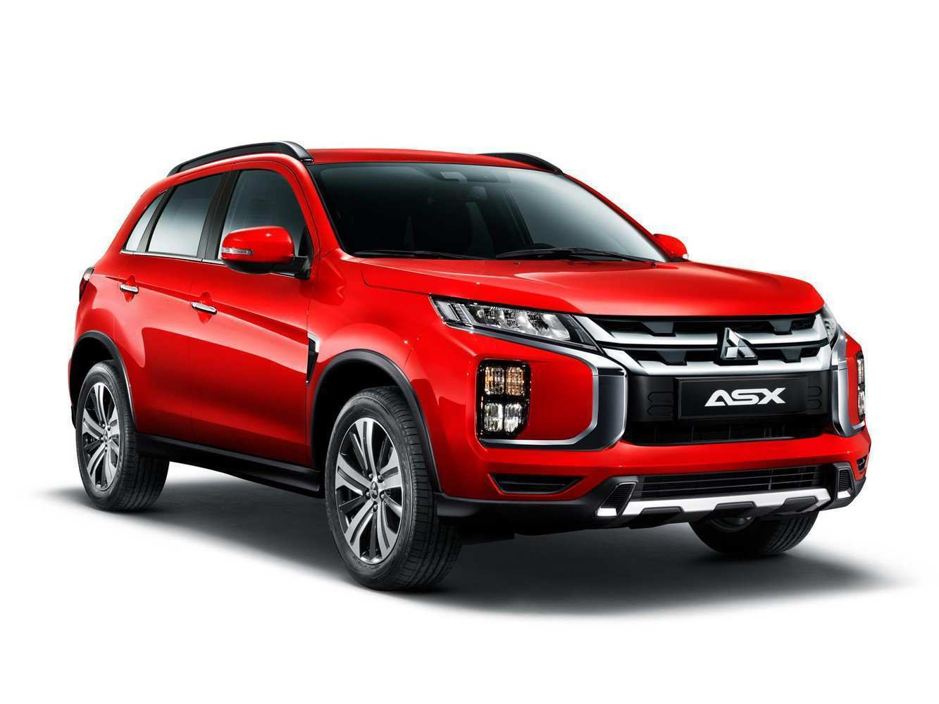 72 All New 2019 Mitsubishi Asx Performance And New Engine