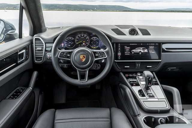 72 All New 2019 Porsche Cayenne Model Price And Review