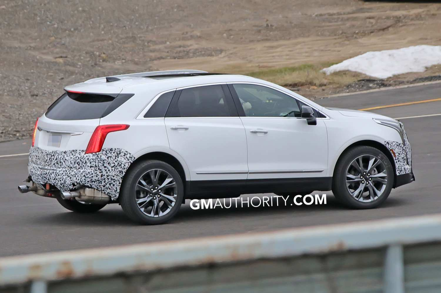 72 All New 2019 Spy Shots Cadillac Xt5 Images