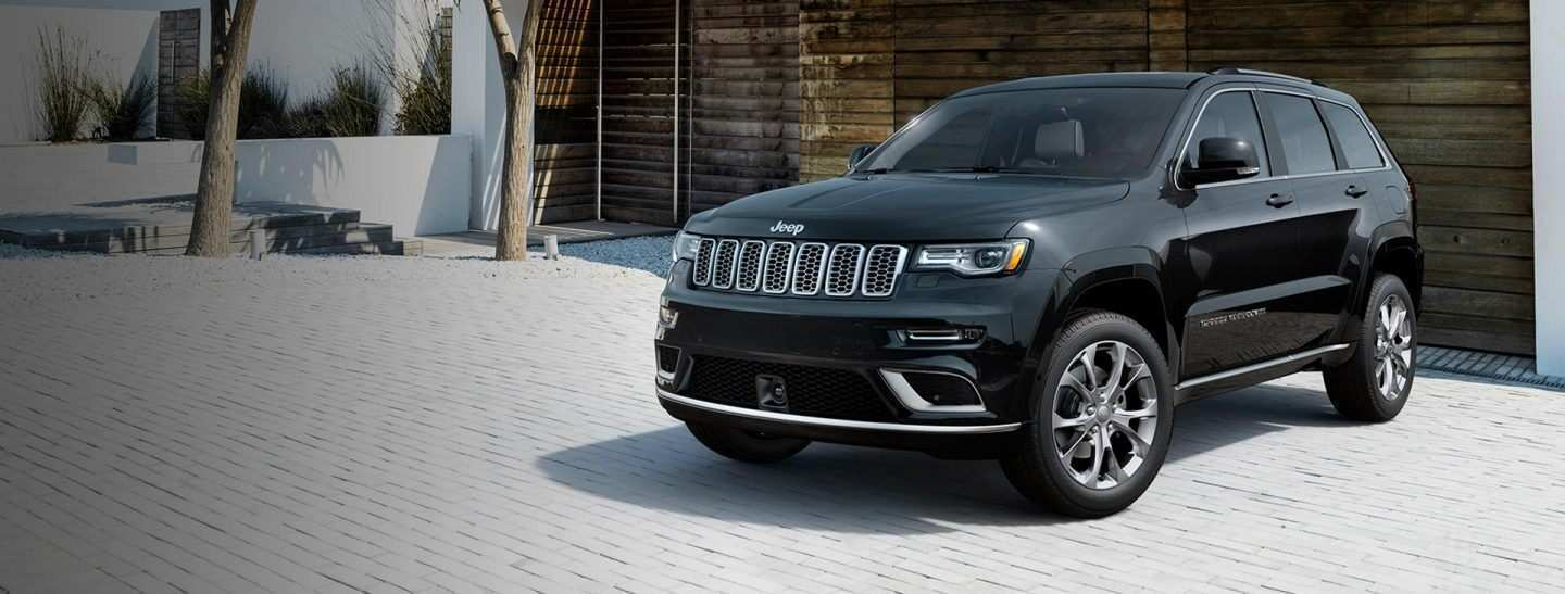 72 All New 2019 The Jeep Grand Wagoneer Concept