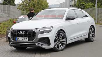 72 All New 2020 Audi Q8 Review And Release Date