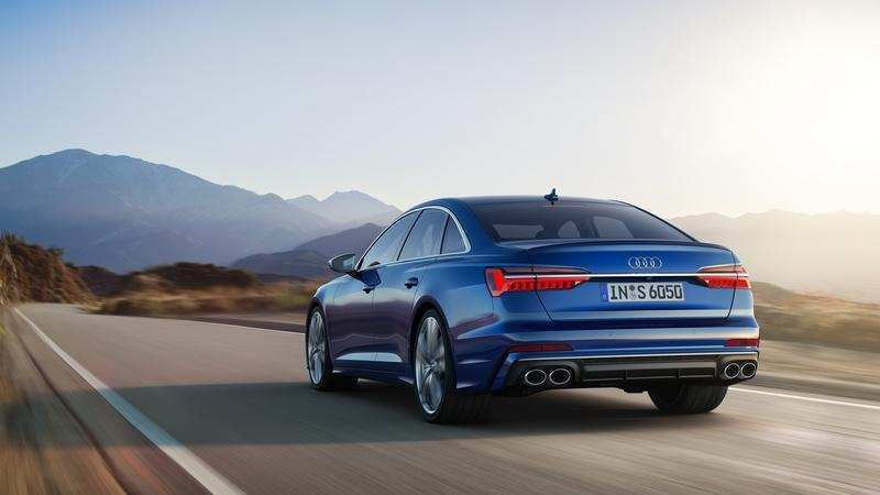 72 All New 2020 Audi S6 Overview