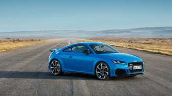 72 All New 2020 Audi Tt Rs Performance