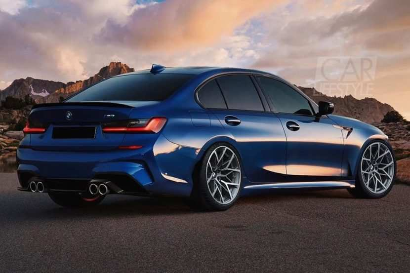 72 All New 2020 BMW M3 Release Date Redesign And Review