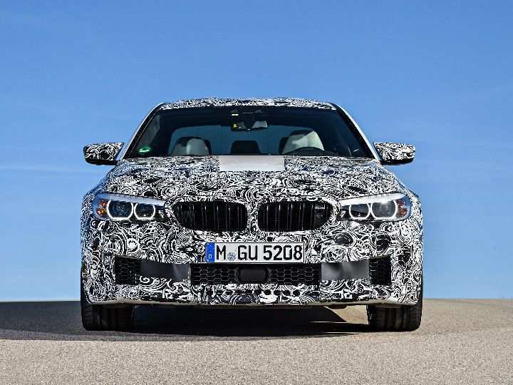 72 All New 2020 BMW M5 Xdrive Awd Exterior