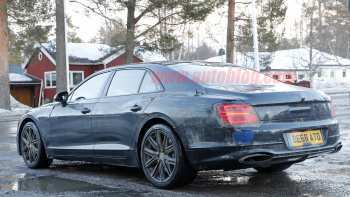 72 All New 2020 Bentley Flying Spur Photos