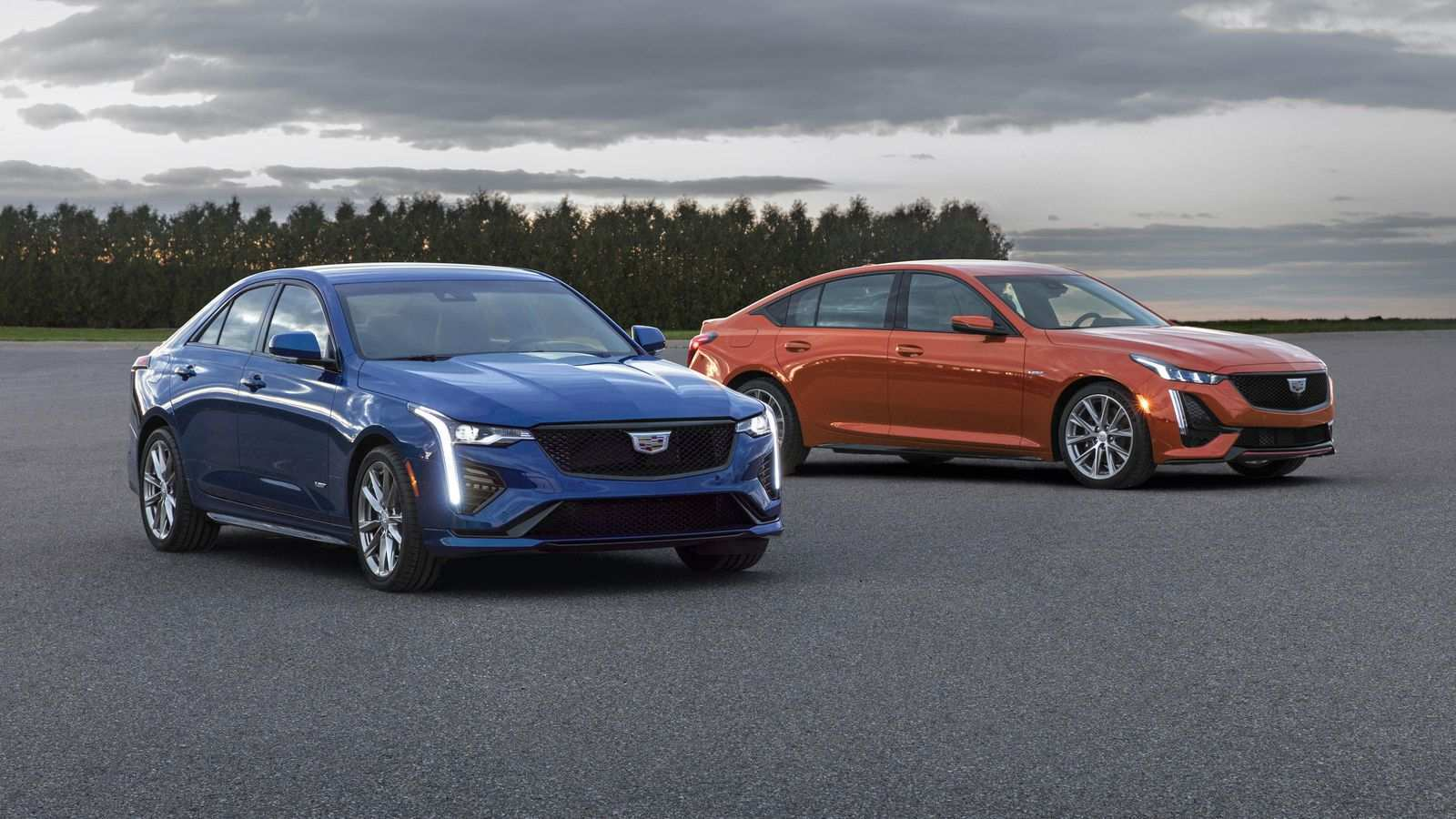 72 All New 2020 Cadillac CTS V Review And Release Date