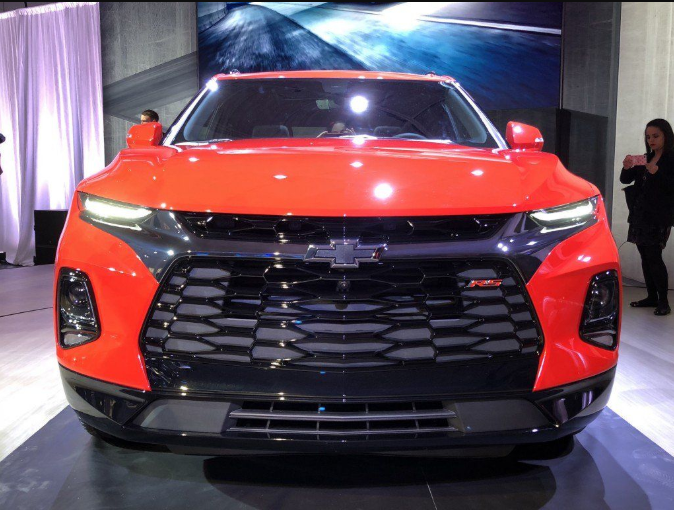 72 All New 2020 Chevy Trailblazer Concept