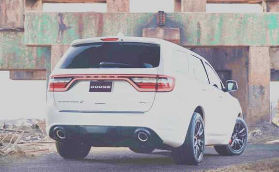 72 All New 2020 Dodge Durango Srt Photos