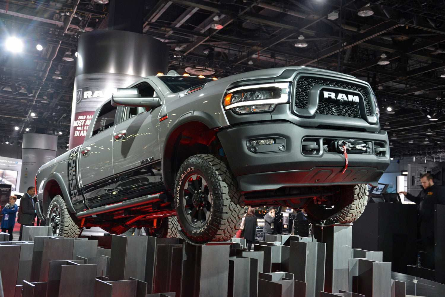 72 All New 2020 Dodge Power Wagon Picture