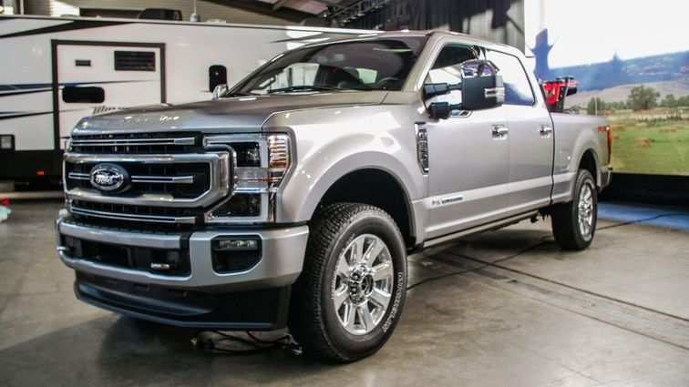 72 All New 2020 Ford Super Duty Model