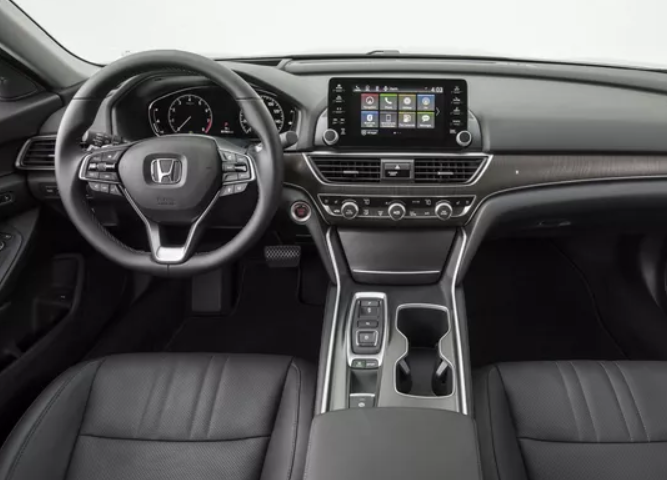 72 All New 2020 Honda Accord Interior Release