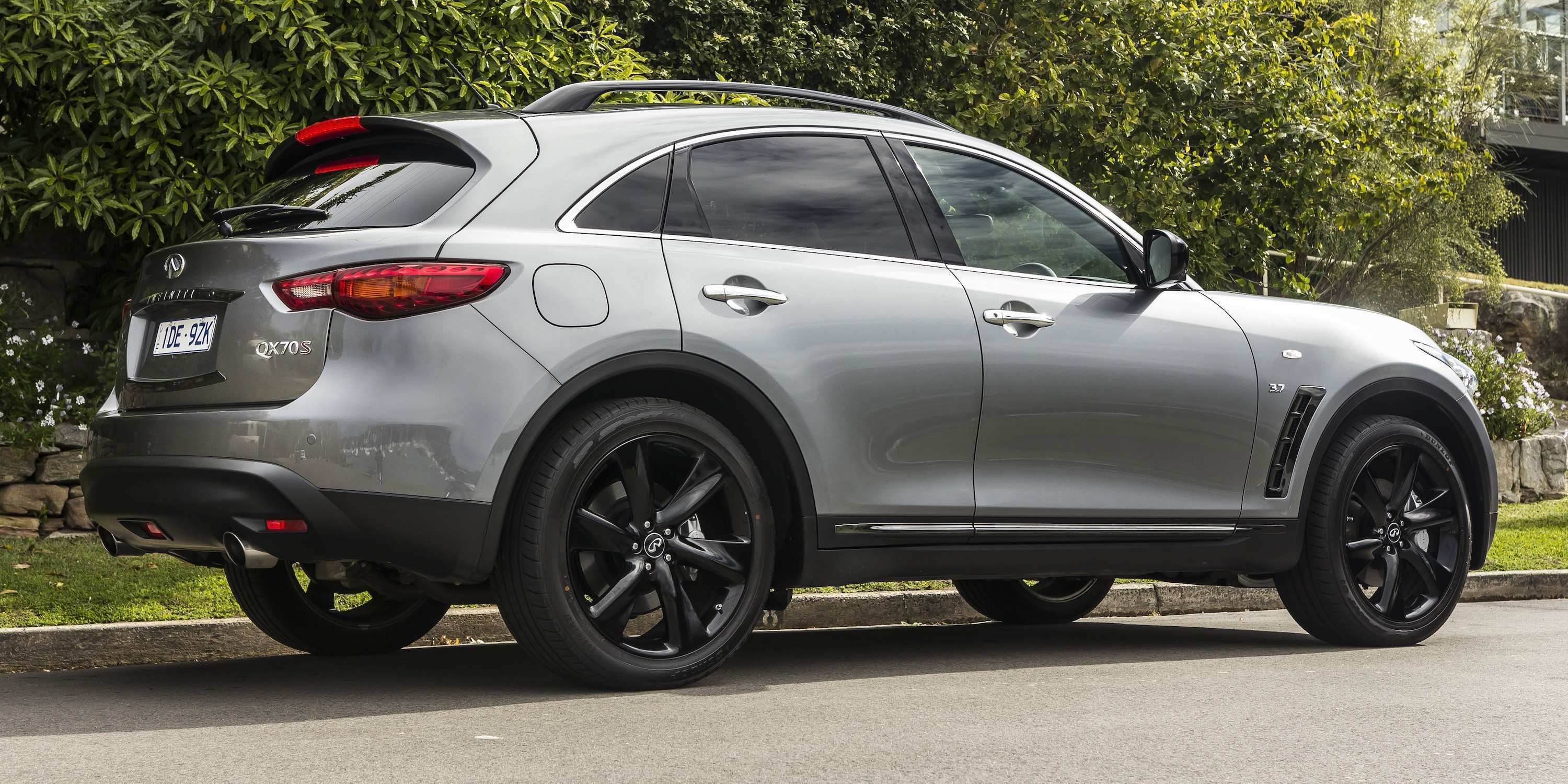 72 All New 2020 Infiniti QX70 Picture