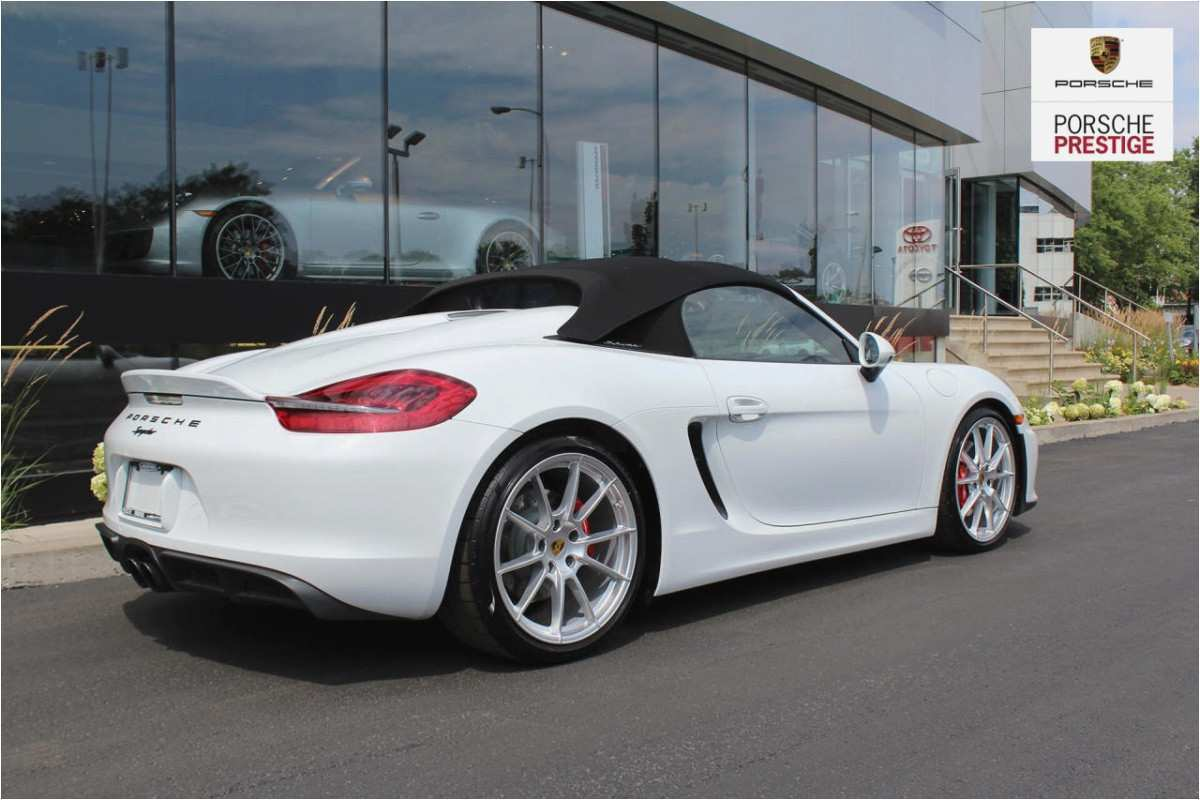 72 All New 2020 Porsche Boxster Spyder Research New