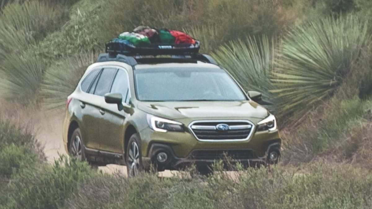 72 All New 2020 Subaru Outback Turbo Hybrid Exterior And Interior