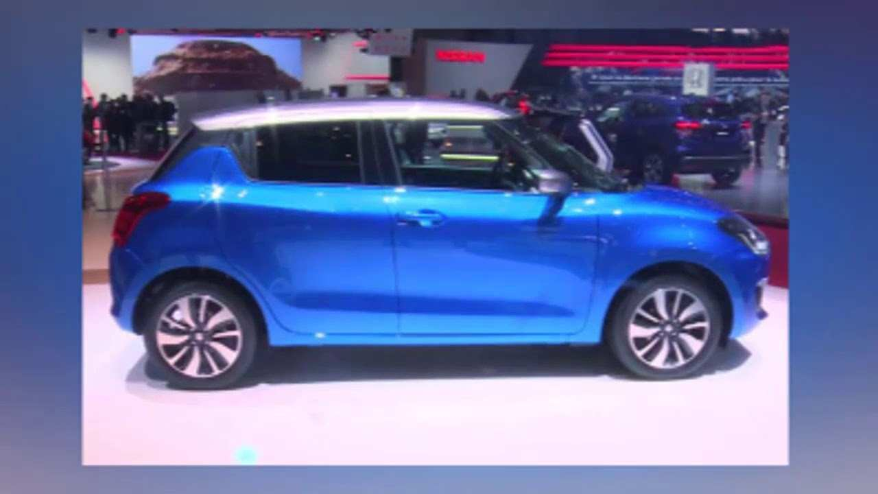 72 All New 2020 Suzuki Swift New Model And Performance