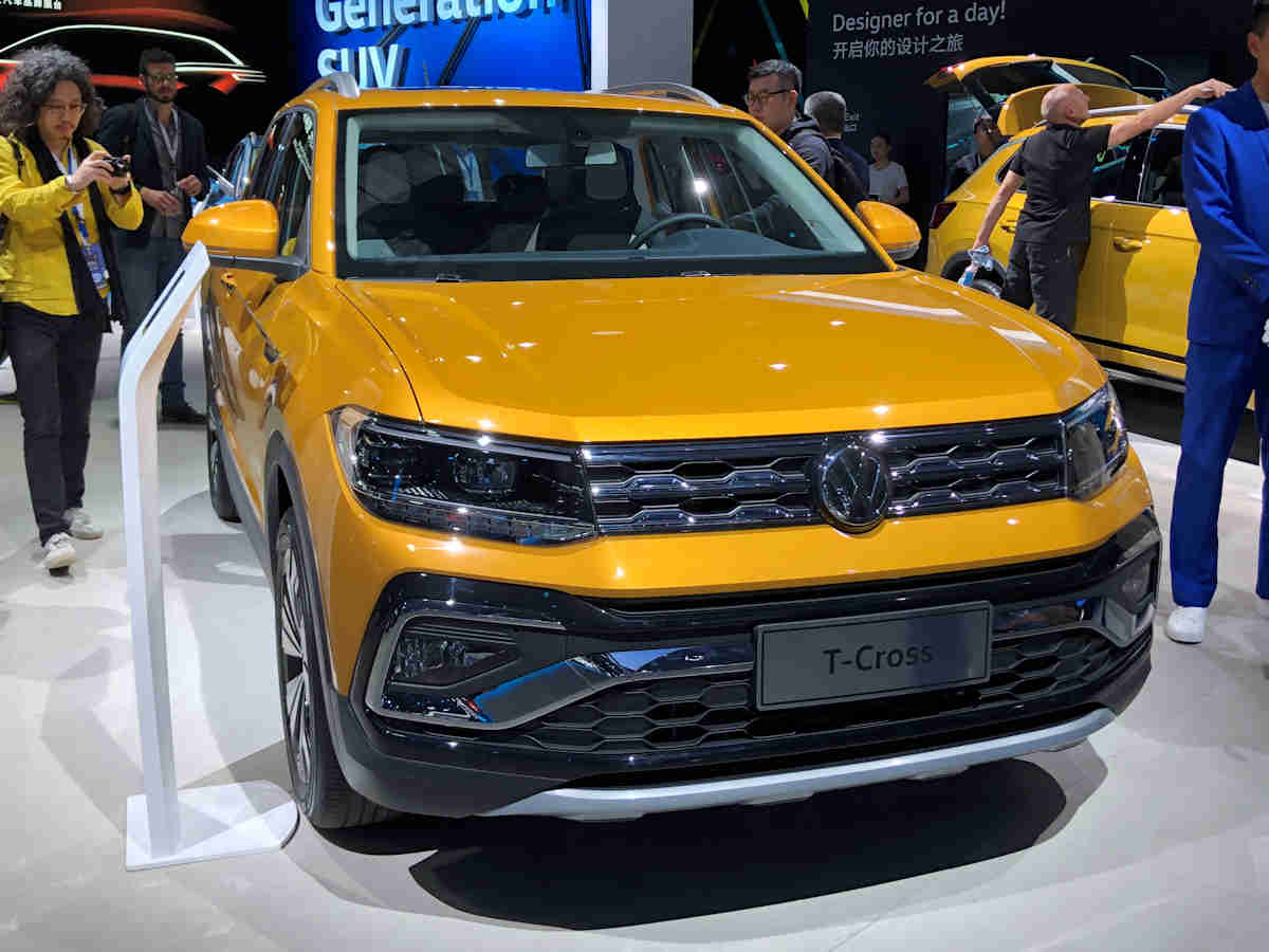 72 All New 2020 Volkswagen Cross Price Design And Review