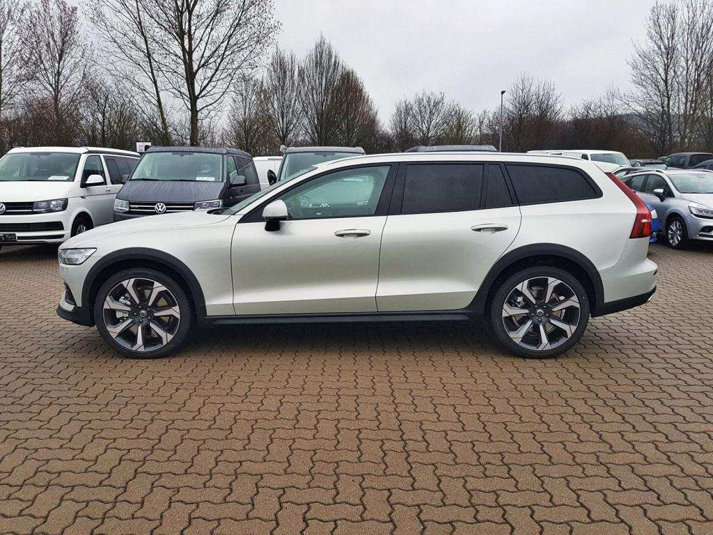 72 All New 2020 Volvo V60 Cross Country Price Design And Review