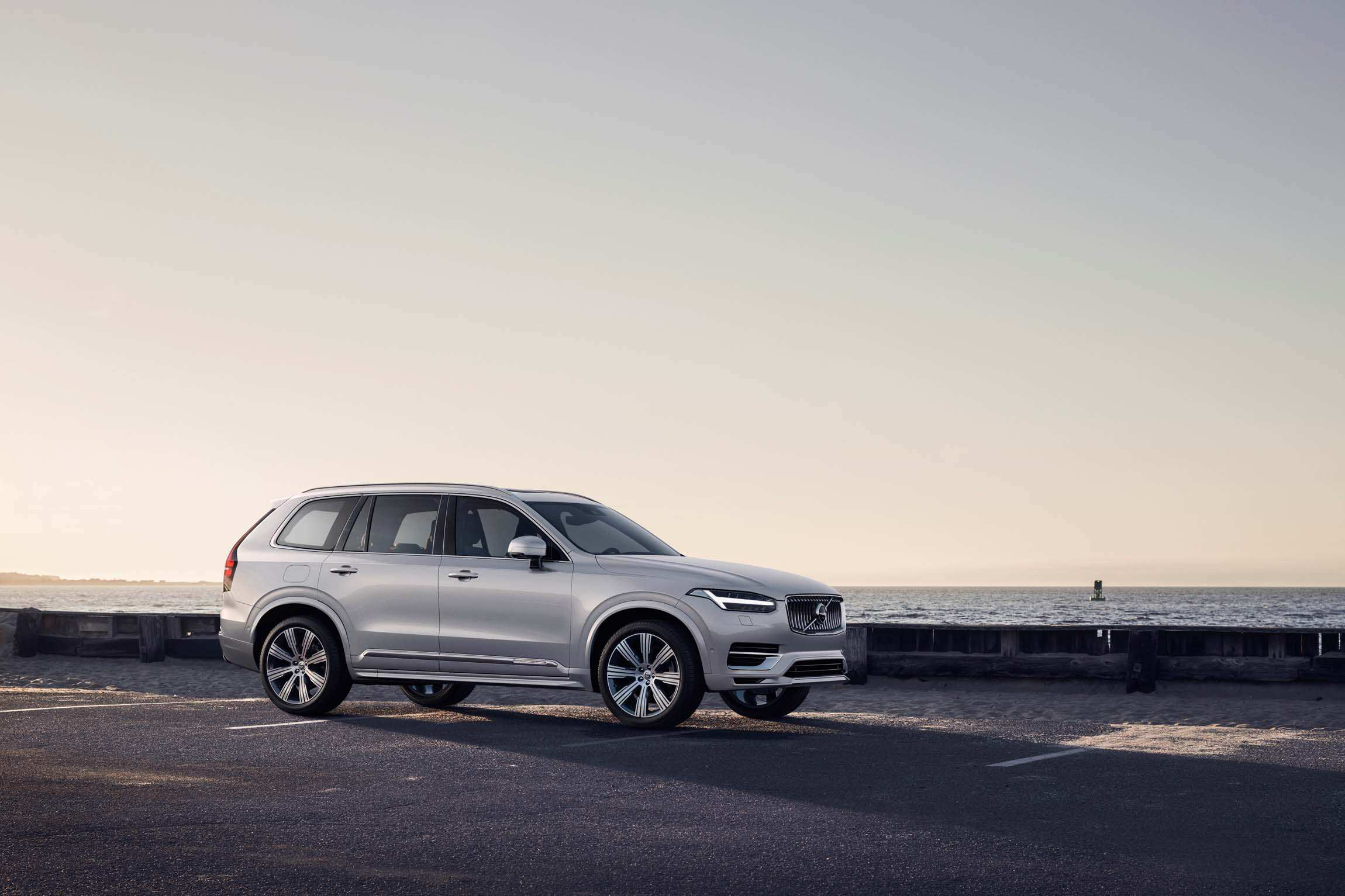 72 All New 2020 Volvo V90 Specification Concept And Review