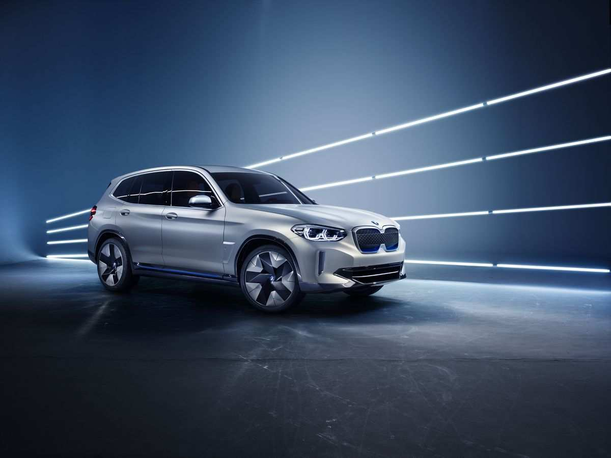 72 All New BMW Electric Models 2020 Ratings