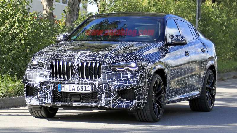 72 All New BMW X62020 Pictures