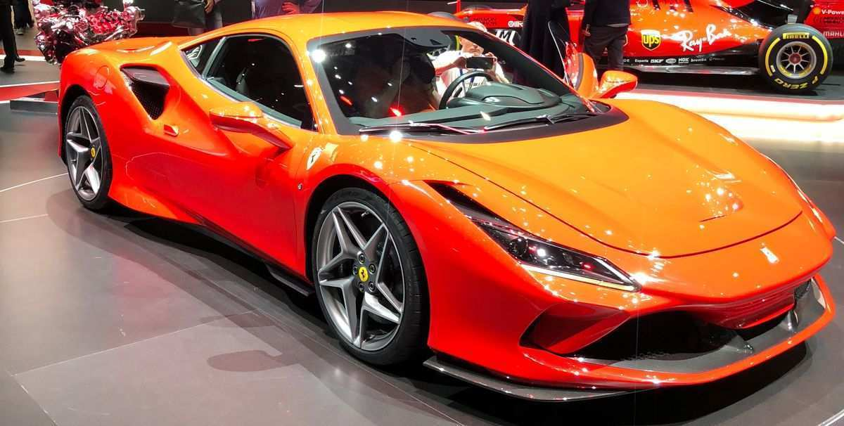 72 All New Ferrari R 2020 Performance And New Engine