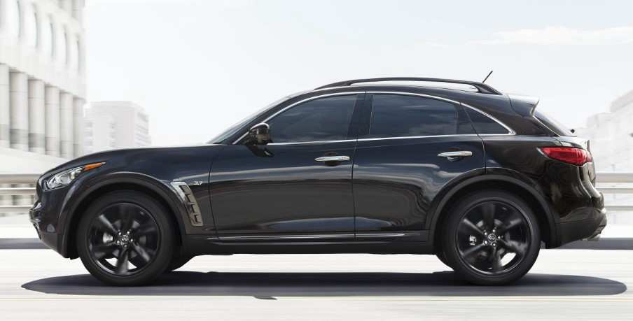 72 All New Infiniti Qx70 2020 Concept