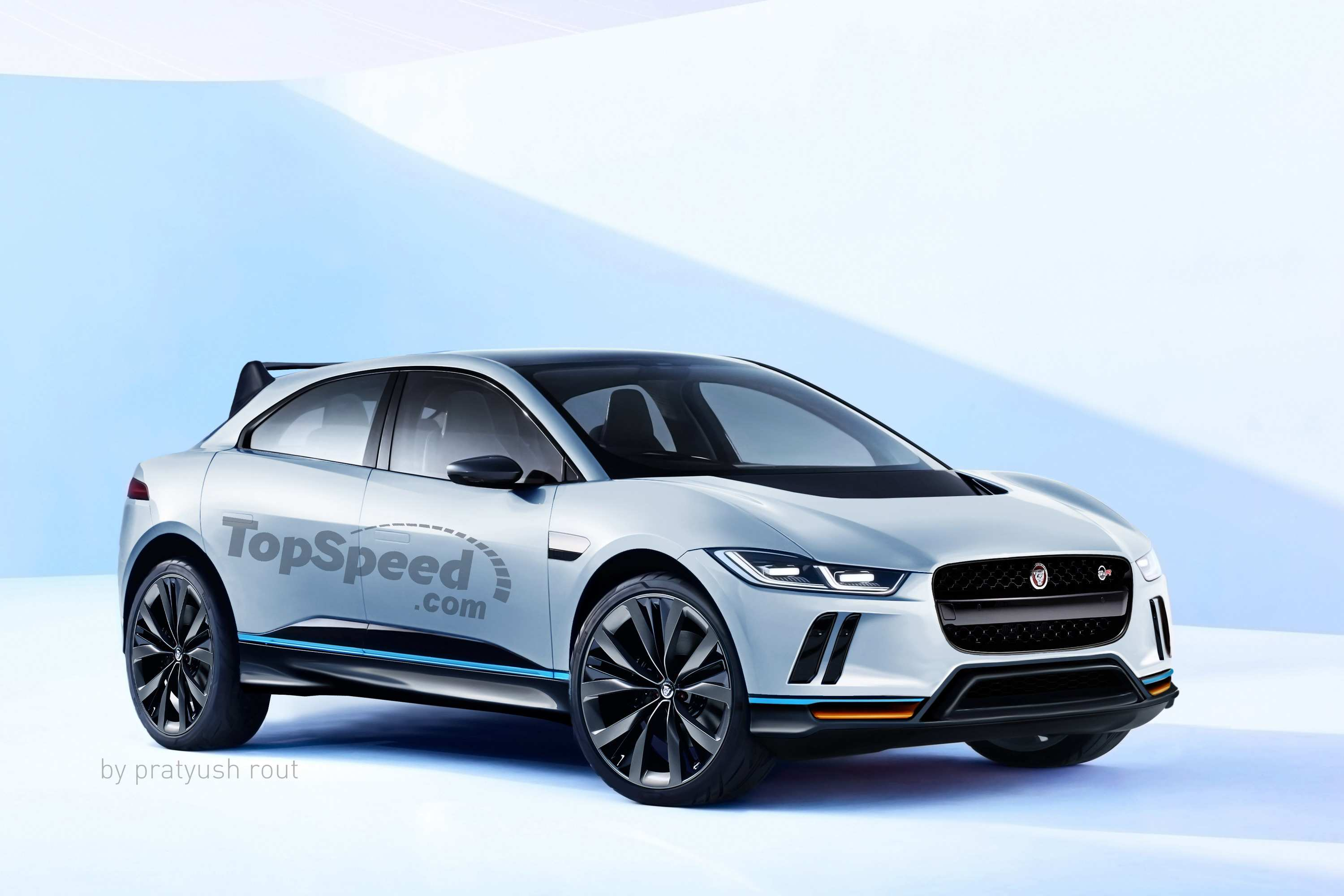 72 All New Jaguar I Pace 2020 Redesign