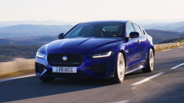 72 All New Jaguar Xe 2019 New Concept