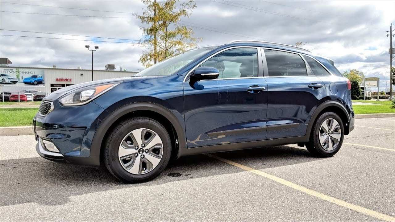 72 All New Kia 2019 Niro Engine