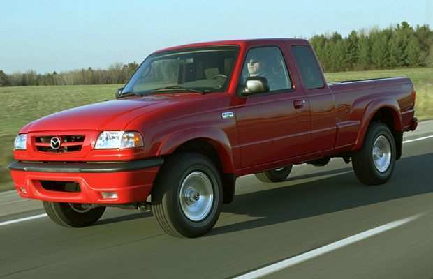 72 All New Mazda Pickup Truck 2019 Wallpaper