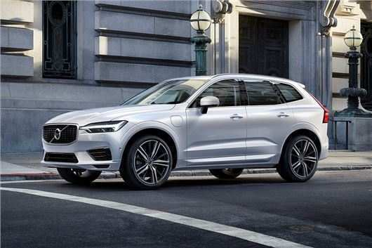72 All New New Volvo Models 2019 New Model And Performance
