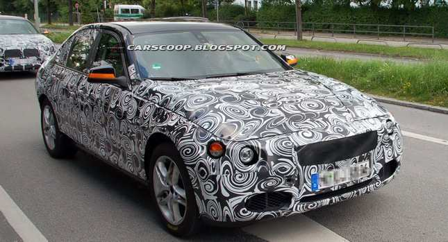72 All New Spy Shots BMW 3 Series Spesification