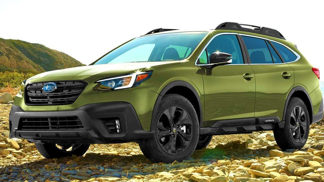 72 All New Subaru Outback 2020 Uk Spesification