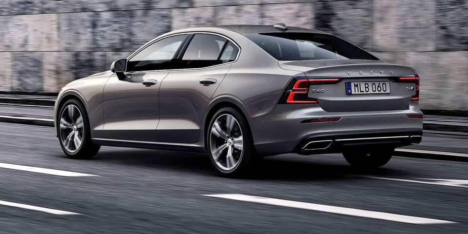 72 All New Volvo S60 2019 Release Date And Concept