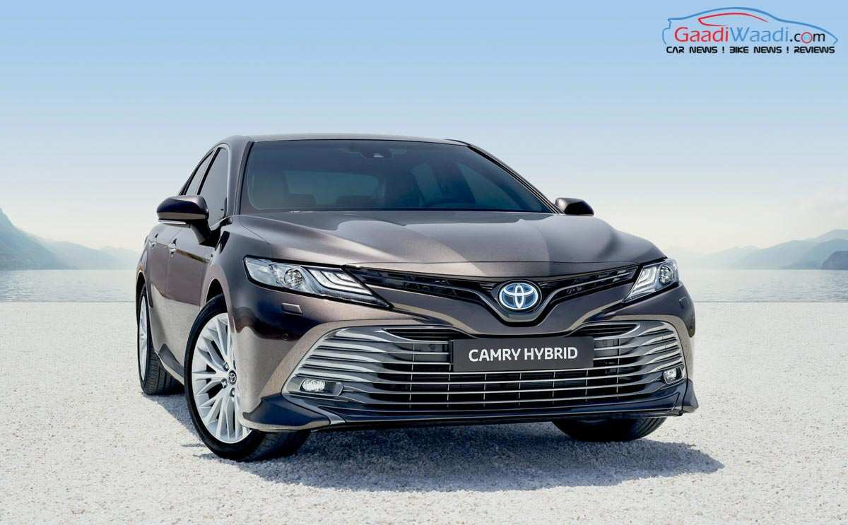 72 Best 2019 All Toyota Camry Exterior