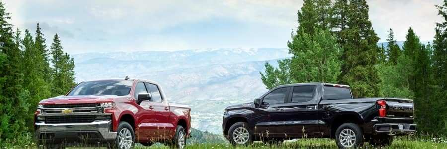 72 Best 2019 Chevy Silverado 1500 2500 Redesign And Review