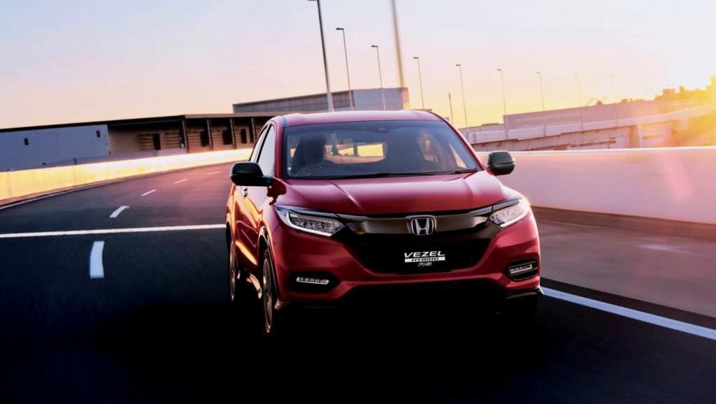 72 Best 2019 Honda Vezels New Review