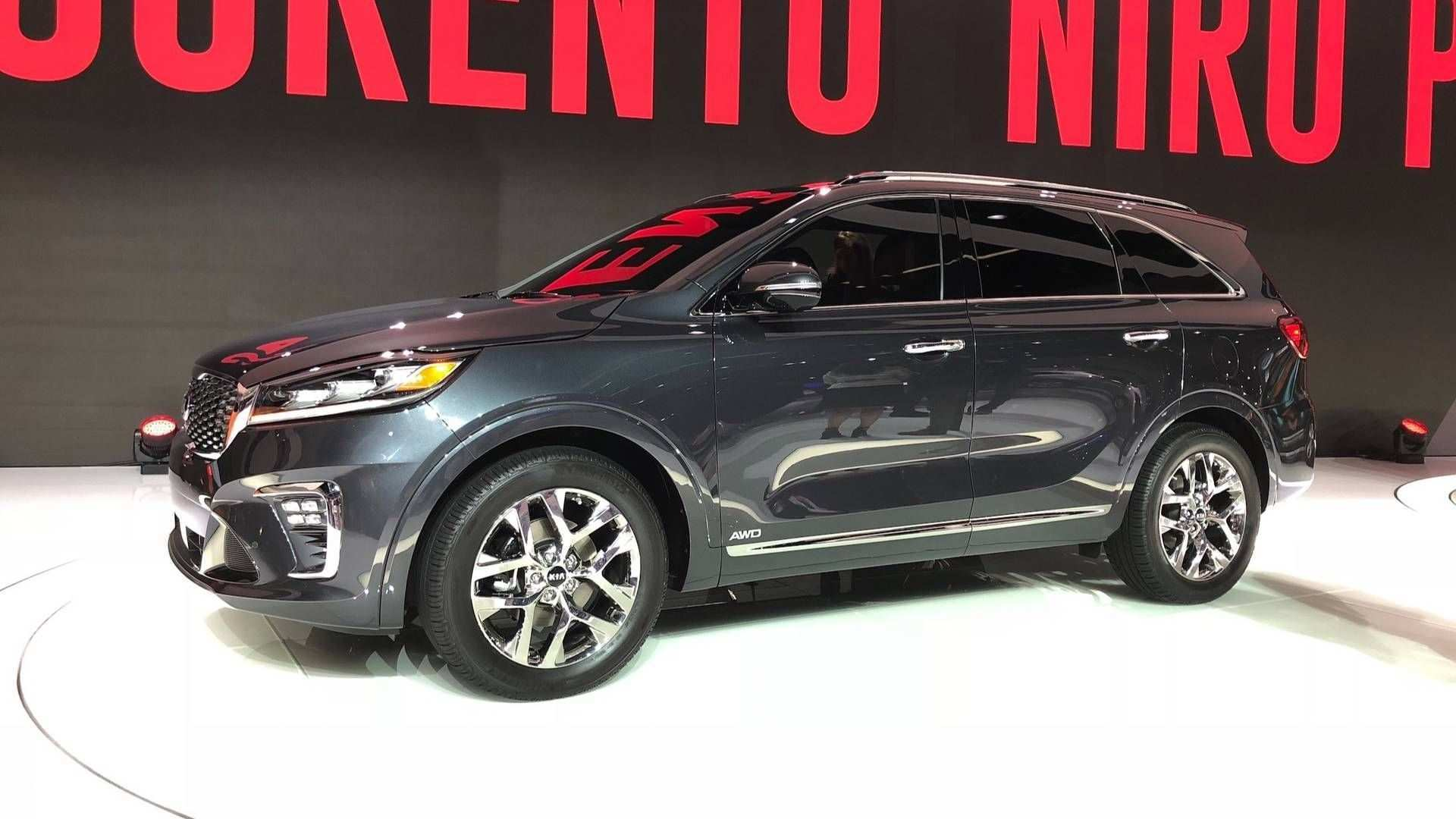 72 Best 2019 Kia Sorento Owners Manual Concept