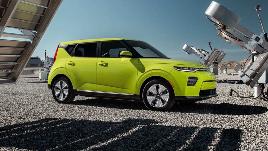 72 Best 2019 Kia Soul Redesign And Review