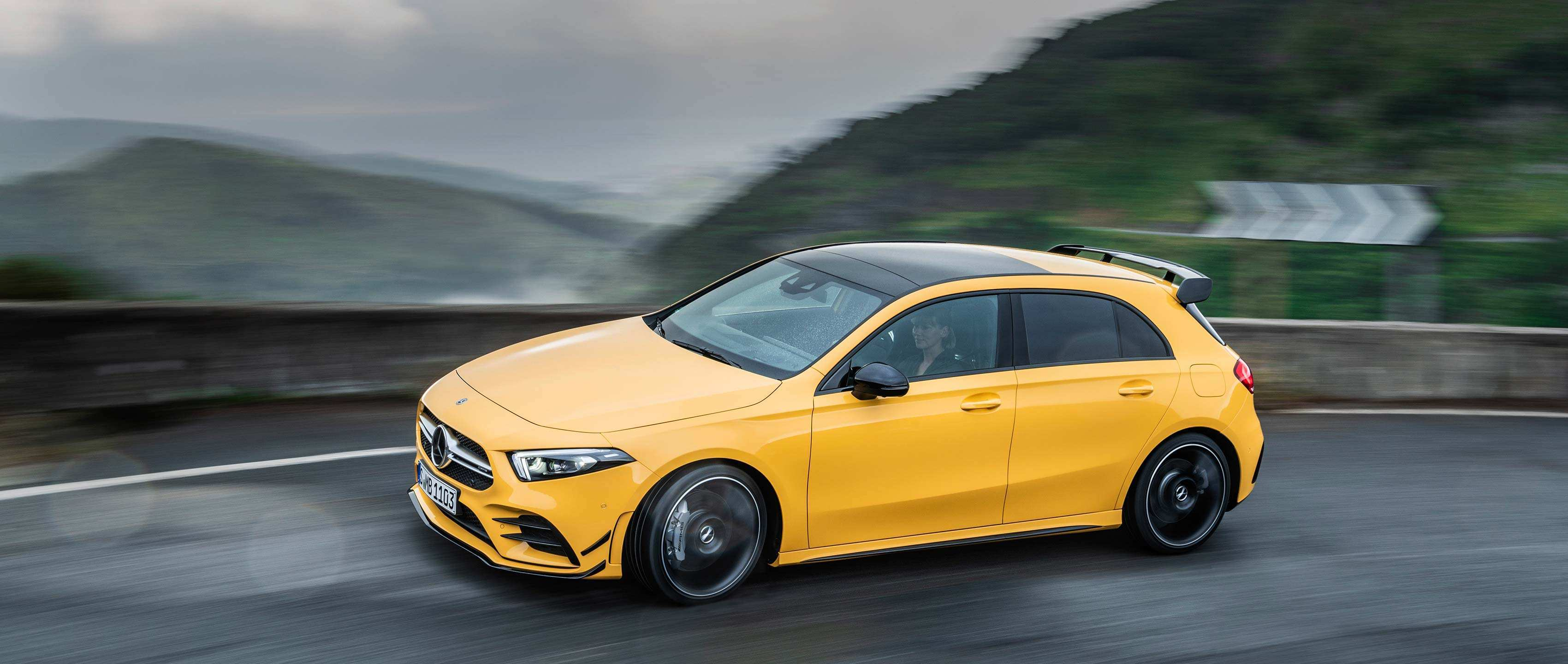 72 Best 2019 Mercedes Hatchback Performance