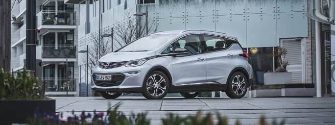 72 Best 2019 Opel Ampera Engine