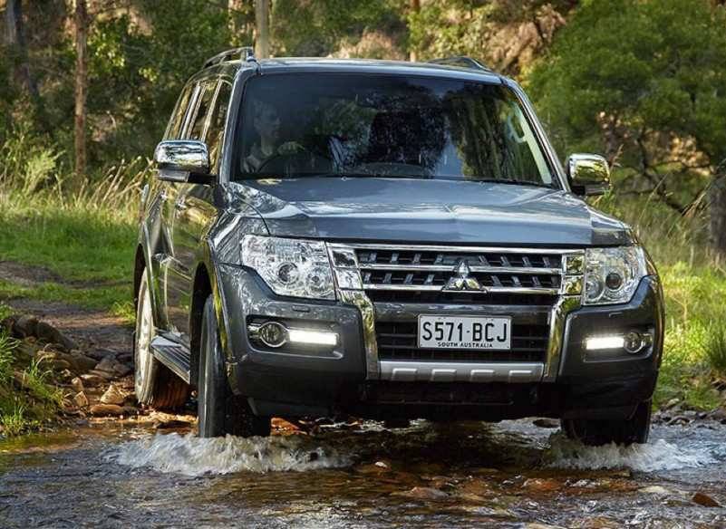72 Best 2020 All Mitsubishi Pajero First Drive