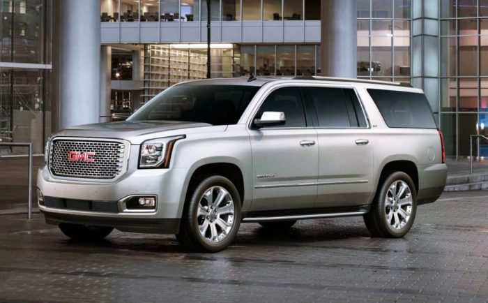72 Best 2020 GMC Yukon Xl Interior