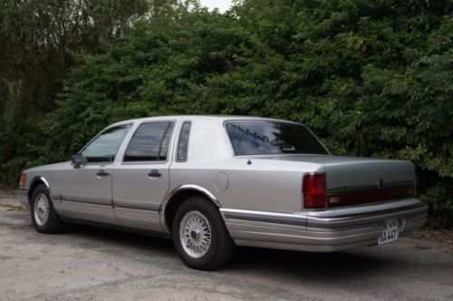 72 Best 2020 Lincoln Town Car Performance